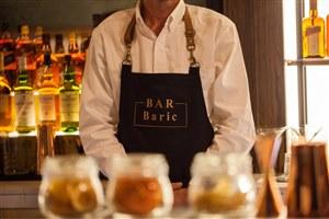 Bar Baric @ Doppio Zero Stellenbosch