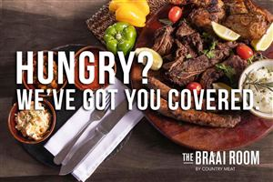 The Braai Room - Linden