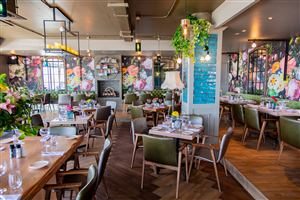 Mouille Point Restaurants, Bobo's Brasserie