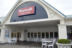 Summerstrand Restaurants, Namak Indian Restaurant