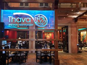 Fourways Restaurants, Thava Indian Restaurant - Montecasino