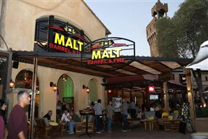 Malt Barrel & Fire - Montecasino