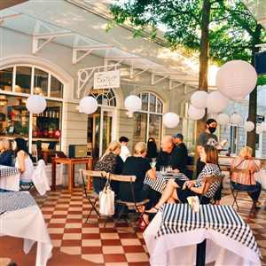 Essence Restaurant & Coffee Bar