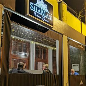 Woodstock Restaurants, Shamani Indian Cuisine