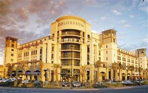 CinCin Restaurant - Colosseum Luxury Hotel
