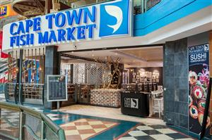 Cape Town Fish Market - Canal Walk