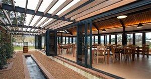 Fyndraai Restaurant at Solms-Delta