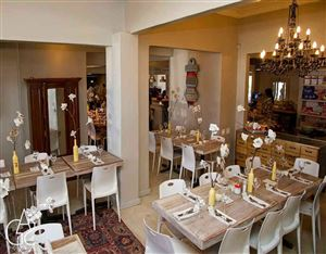 romantic restaurants in johannesburg with a view