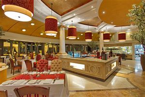 Aurelia's Restaurant at Emperors Palace
