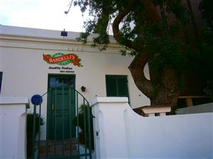 Bardelli's Restaurant - Kloof Street