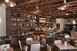 La Belle Caf� & Bakery at the Alphen Hotel