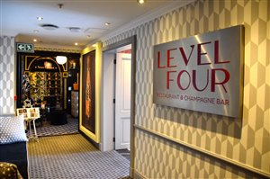 Level Four Restaurant & Champagne Bar