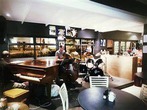 Backstage Café & Grill