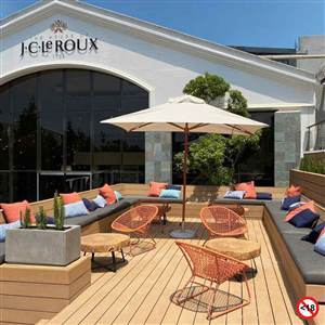 Le Venue Restaurant at The House of J.C. Le Roux