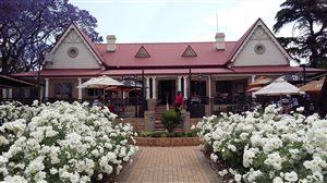Ga Rouge Restaurant and Wine Cellar