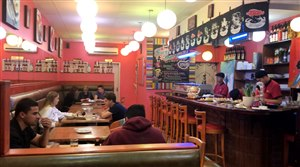 Hayashi Chinese Restaurant and Sushi Bar