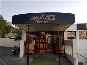 The Hussar Grill - Camps Bay