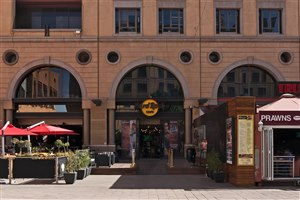 Hard Rock Cafe - Johannesburg