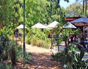 The Company's Garden Restaurant