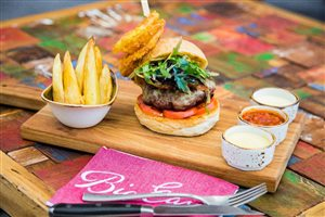 Big Easy Winebar & Grill Durban by Ernie Els