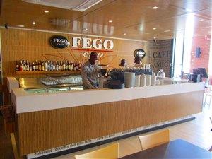 Fego Caff� - Salt Rock