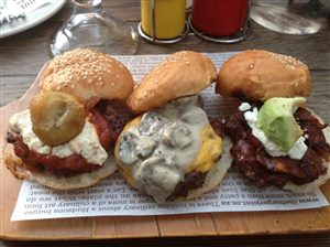 Hudsons The Burger Joint - Hazelwood