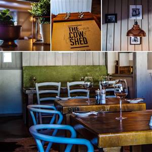 The Cow and Milk Shed - Restaurant and Bar