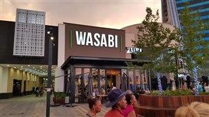 Wasabi Restaurant - Mall of Africa