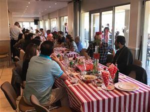 The Greek Club Restaurant