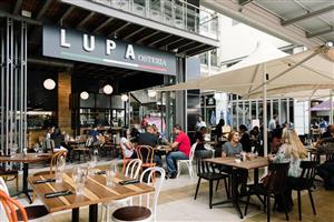 Lupa Osteria - Design Quarter