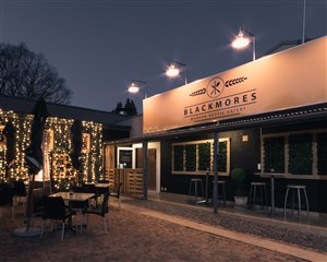 Blackmores Modern Rustic Eatery