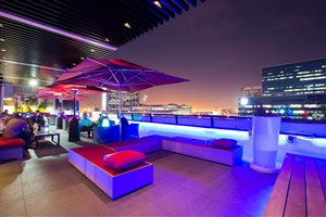 Harald's Bar & Terrace - Park Inn by Radisson