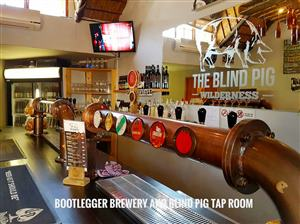 Bootlegger Brewery & Blind Pig Tap Room