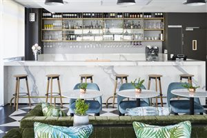 Ghibli Pool Bar
