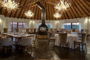 Syringa and Waterberg Restaurants @ Zebula Lodge