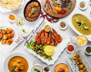 32 gauteng indian restaurants with menus and reviews for Aroma indian cuisine menu