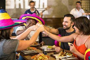 Salsa Mexican Grill - Loftus