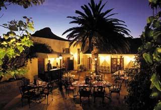 Aubergine Cape Town
