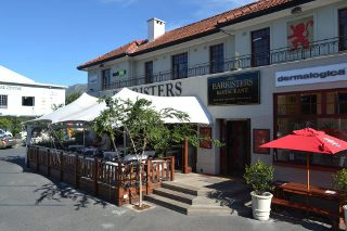 Barristers Grill & Cafe on Main
