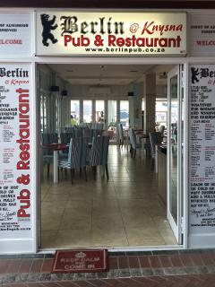 Berlin Pub & Restaurant - Knysna