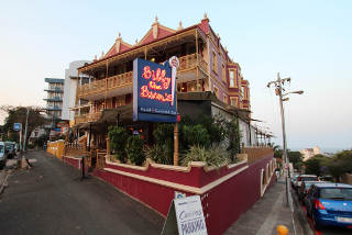 Billy the BUMS Bistro & Bar - Durban