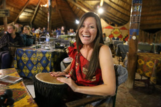 The Boma - Dinner & Drum Show