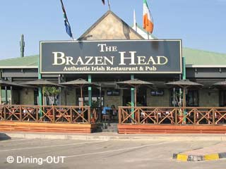 The Brazen Head Restaurant - Fourways