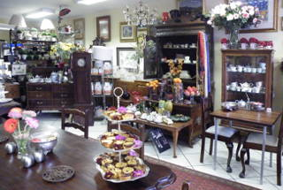 Collectables at Caf� Bree