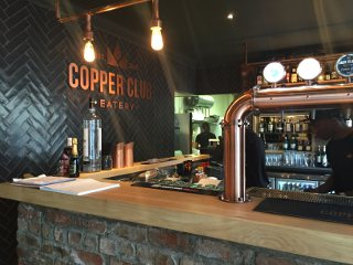 Copper Club Eatery - Newlands