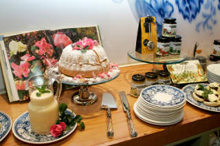 Crabtree And Evelyn Tea Room Johannesburg