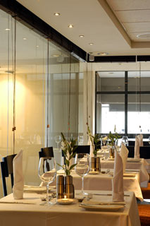 Cincin Restaurant Colosseum Hotel Century City