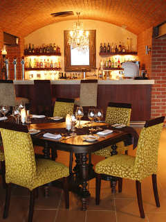 Roca Restaurant at Dieu Donn� Vineyards