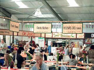 Earth Fair Food Market - Tokai