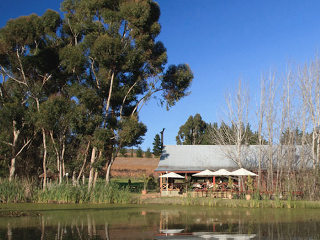 Floreal Brasserie at Marianne Wine Farm